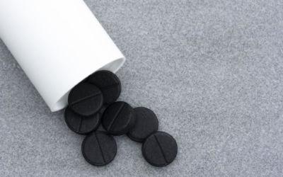 Kohle-Tabletten